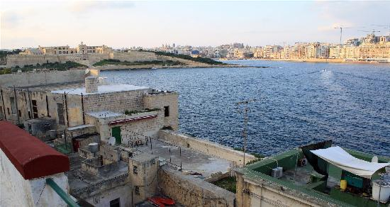 Valletta Living History: Typical scenery around Valletta