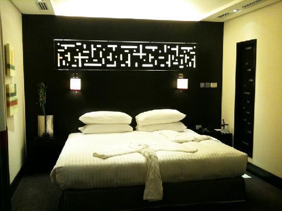 Address Montgomerie: bedroom 1