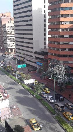 Hotel Rosales Plaza: Rooms view