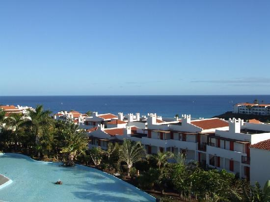 Fuerteventura Princess: View of the hotel rooms