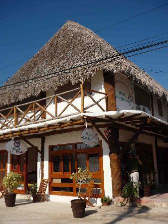 Hotel Casa Barbara: lobby