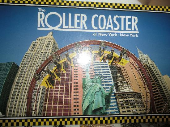 The Big Apple Coaster & Arcade: rollercoaster 2