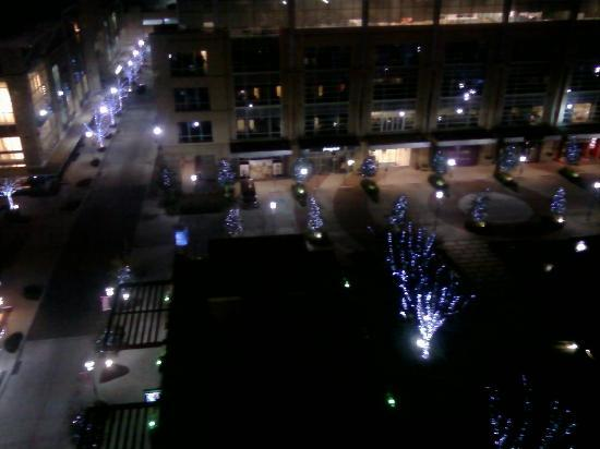 Hotel Sorella CITYCENTRE: View, as captured by my cell