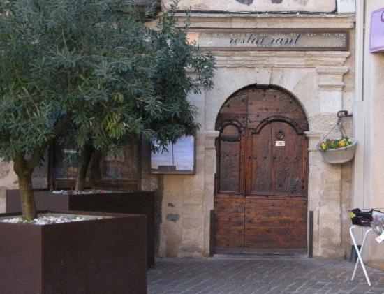 Front entrance picture of la table d 39 emilie marseillan tripadvisor - La table d emilie marseillan menu ...