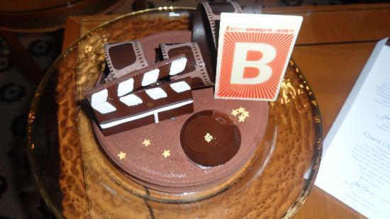 The Ritz-Carlton, Berlin: Free chocolates