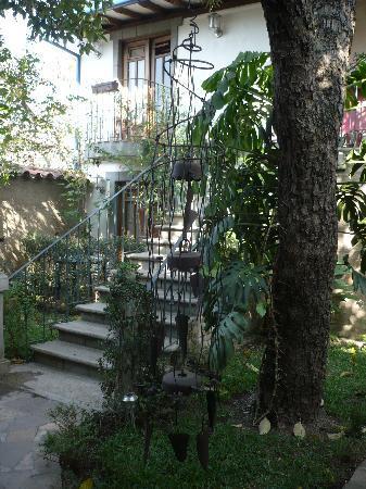 Posada Casa Sol: Jardin de la Posada
