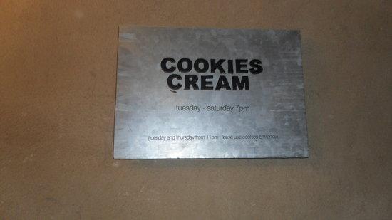 Cookies Cream 3