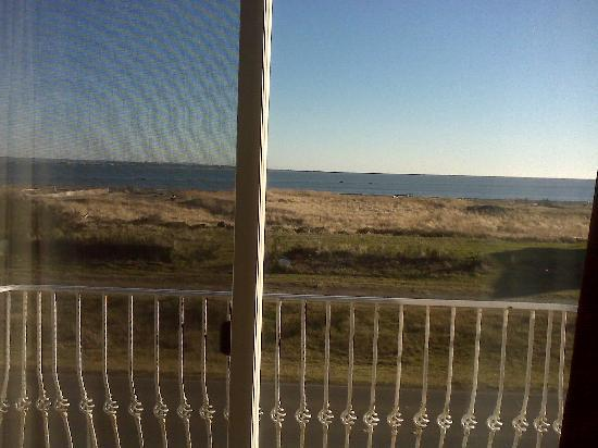 The Collins Inn and Seaside Cottages: VIEW FROM ROOM