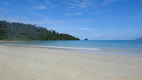 The Datai Langkawi: la plage