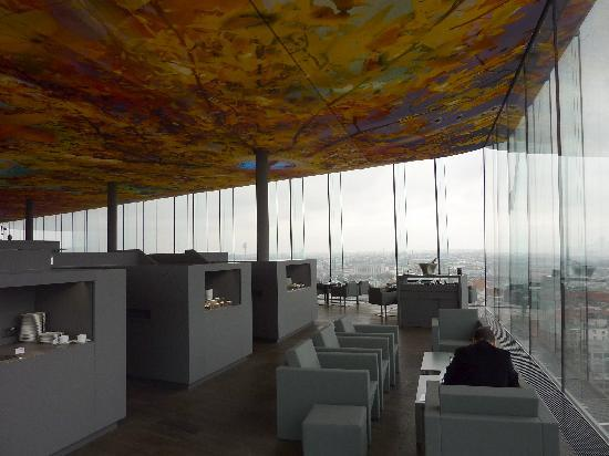 Sofitel Vienna Stephansdom: Restaurant bei Tag