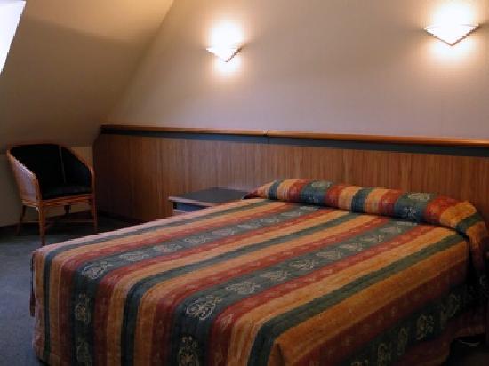Swiss-Belresort Coronet Peak : Queen Room