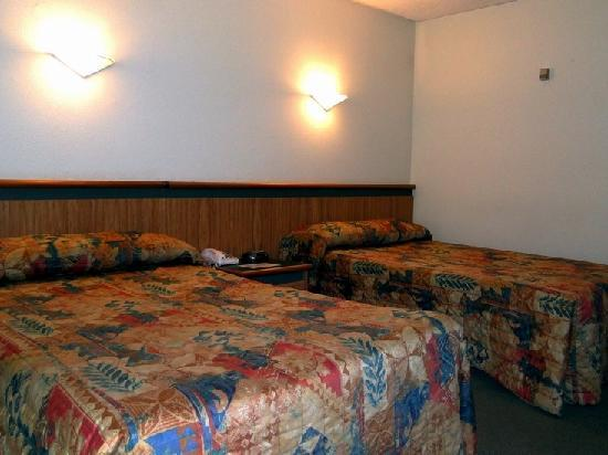 Swiss-Belresort Coronet Peak : Twin Room