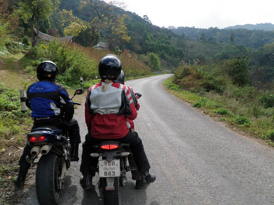 Thai Motorcycle Day Tours