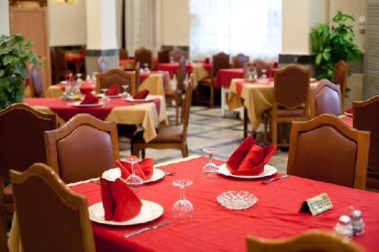 Hotel d'Hydra: Restaurant