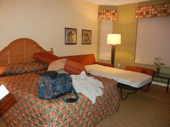 Unit East Village Picture Of Holiday Inn Club Vacations At Orange Lake Resort Kissimmee