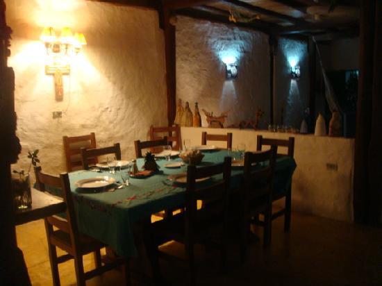 Posada La Quigua Los Roques: dove si cena tutti insieme