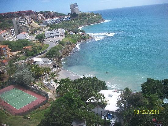 Pampatar, Venezuela: Seaview on 6th floor