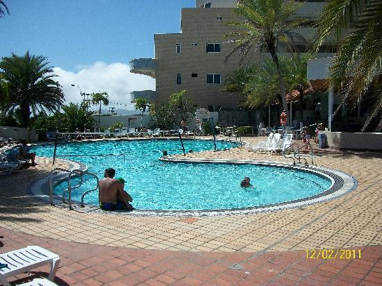Pampatar, Venezuela: Swimming pool