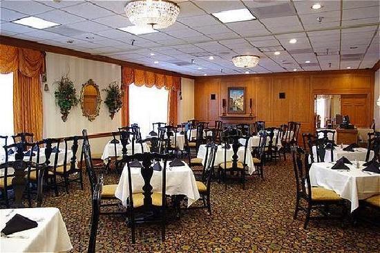 بست ويسترن بلس موريستاون كونفرنس سنتر: Banquet Facilities