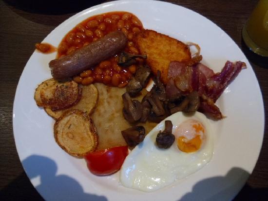 Alexander Thomson Hotel: La colazione