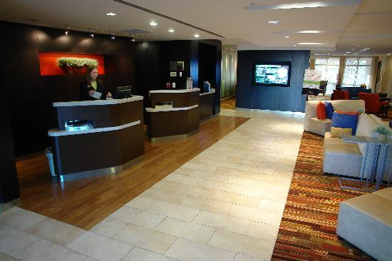 Courtyard by Marriott St. Augustine I-95: Check in