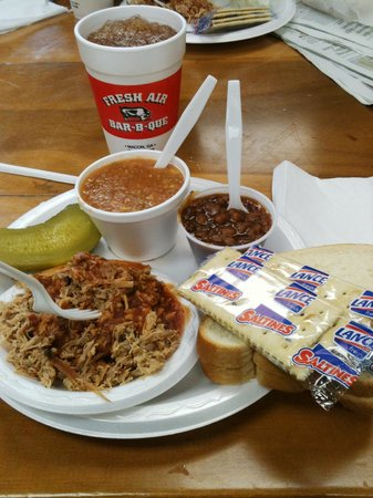 Fresh Air Bar-b-Que Of Macon