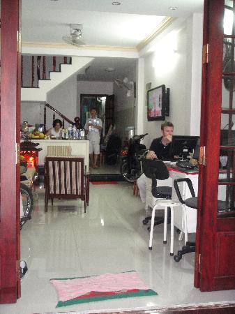 Diep Anh Guesthouse : Entrance Way