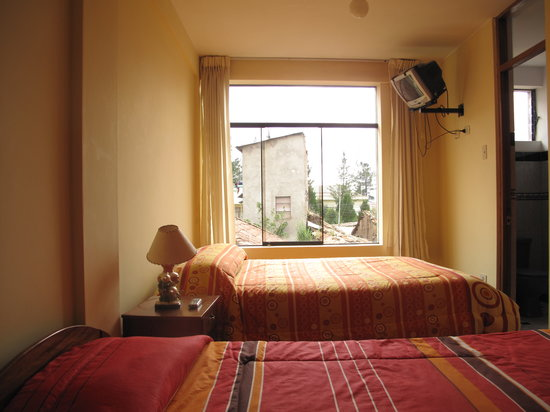 Casa de Mama Cusco Recoleta: Habitacion