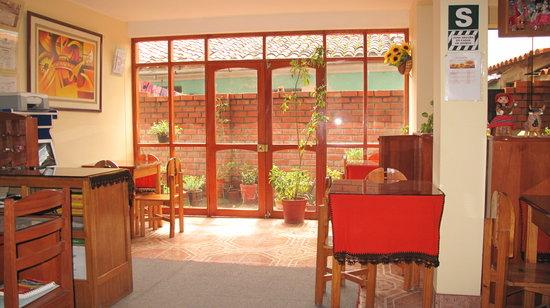 Casa de Mama Cusco Recoleta: Comedor