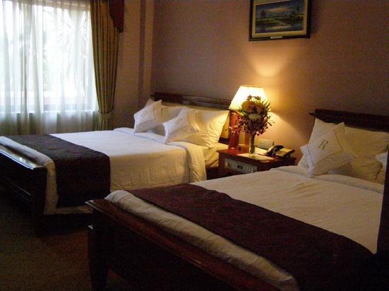 Ree Hotel: Hotel room