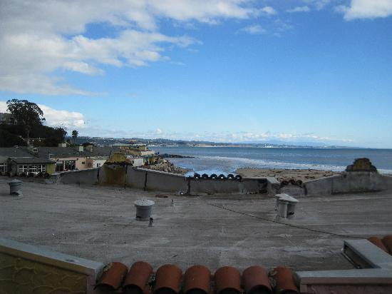 Capitola, Kaliforniya: view from living room