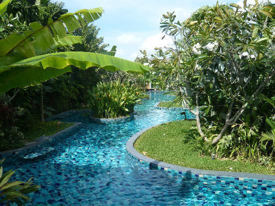 The Best Pool I Ve Ever Seen Picture Of Metadee Resort And Villas Kata Beach Tripadvisor