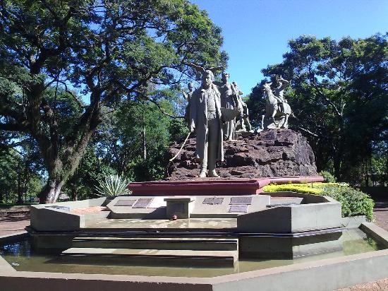 Apostoles, Argentina: Plaza San Martin
