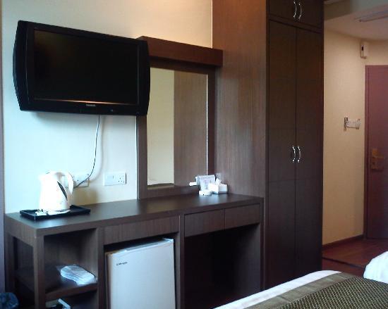 Hotel Lintas Plaza: Delux room