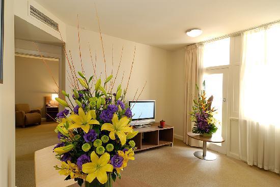 Mercure Grosvenor Hotel: Suite