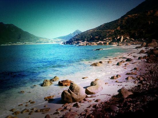 Hout Bay, Sudáfrica: Lomo App on IPhone creates this fab effect