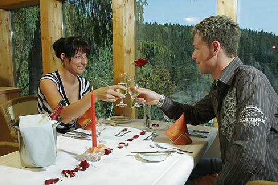 Harz Resort Waldesruh: Restaurant
