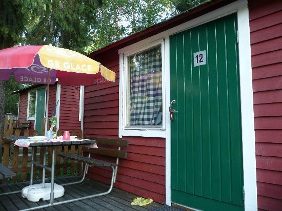 Angby Camping: la nostra casetta