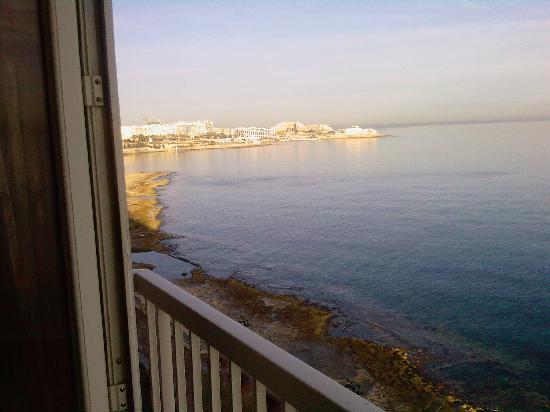 Diplomat Hotel Malta: room with a sea view 2