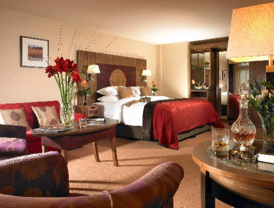 Westport Plaza Hotel: Presidential Suite