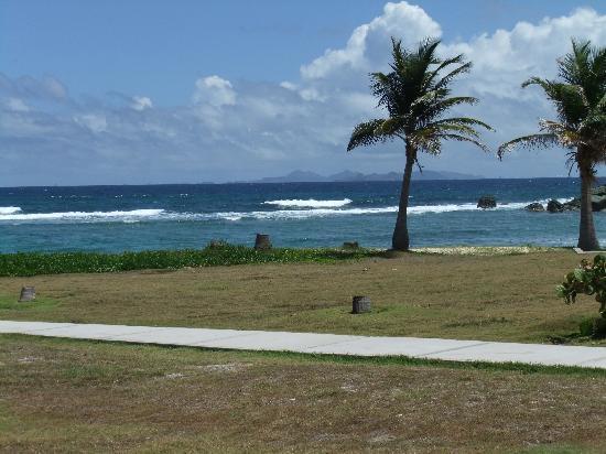 Dawn Beach : Great view
