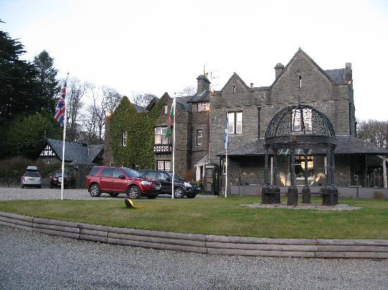 Country House Hotels North Wales