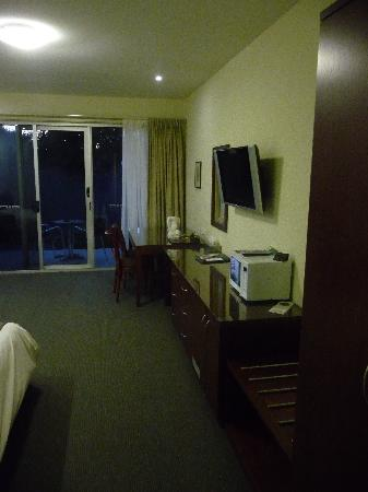 Strath Motel : The room