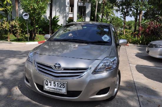 Marriott's Mai Khao Beach - Phuket : car we used