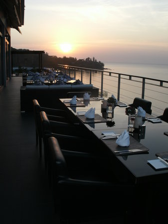 Plum Prime Steakhouse : More great views