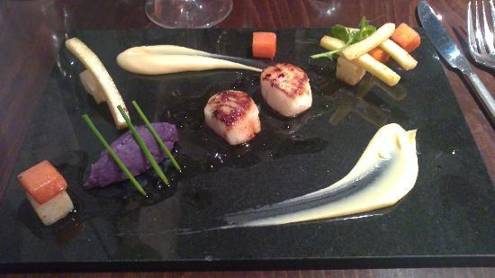 Goodfellows: Scallops