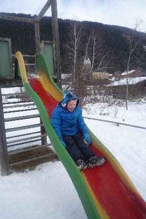 Seehaus Sommerheim: Het speeltuintje