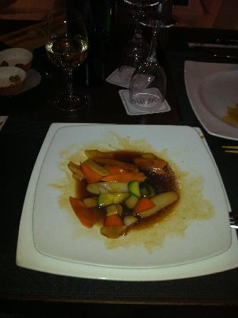 Go Thai : riso con verdure