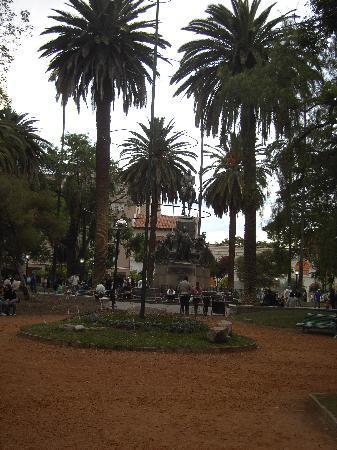 Salta, Argentina: Plaza 9 de Julio