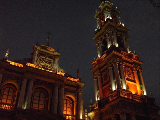Salta, Argentina: Basilica Menor y Convento de San Francisco